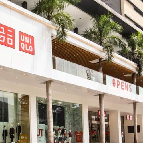 UNIQLO'S LARGEST STORE OPENS IN MANILA