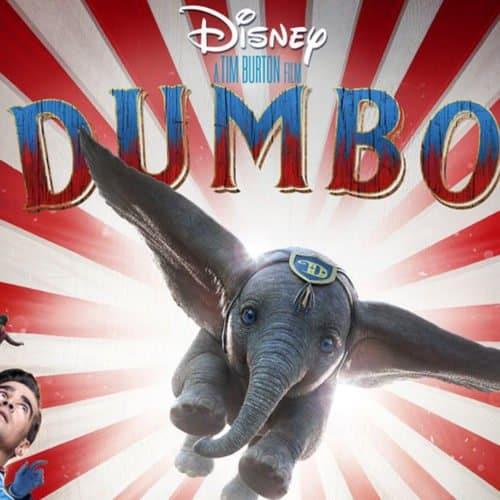 DISNEY RELEASES NEW TRAILER FOR DUMBO