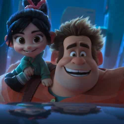 DISNEY'S RALPH BREAKS THE INTERNET---AND SUCCEEDS