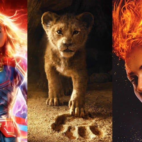 MOVIES TO WATCH OUT FOR THE FIRST HALF OF 2019
