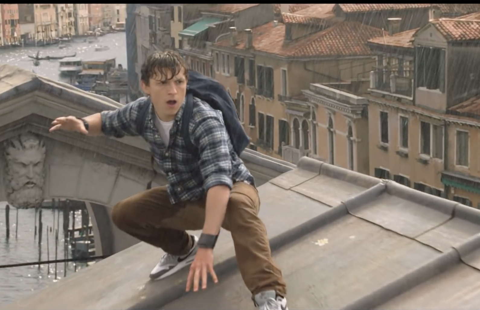 Spiderman Far From Home Teaser Trailer Is Out