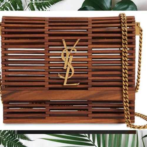 7 LOCAL BAGS TO MATCH THE YSL KATE BAG WOOD