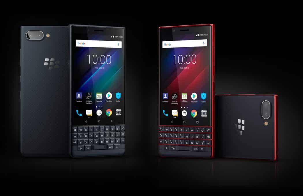 New Blackberry 2019