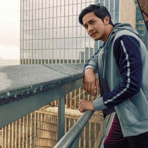 ALDEN RICHARDS TEAMS UP WITH AVEL BACUDIO FOR AN EXCLUSIVE ATHLEISURE COLLECTION