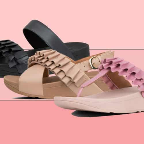 FITFLOP LAUNCHES A SPECIAL COLLECTION FOR BREAST CANCER AWARENESS