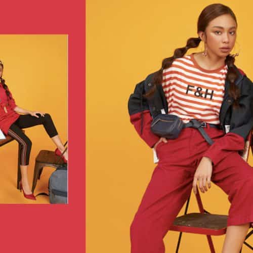 GET FIRST DIBS ON THE LATEST F&H COLLECTION X MAYMAY ENTRATA ON ZILINGO