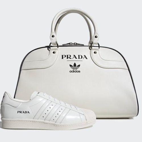 THE ADIDAS X PRADA IS ROUGHLY AROUND Php 200,000 OR $4,000