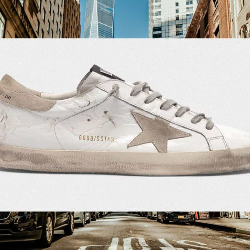 """THE """"DIRTY SHOES"""" TREND IS BACK WITH GOLDEN GOOSE"""