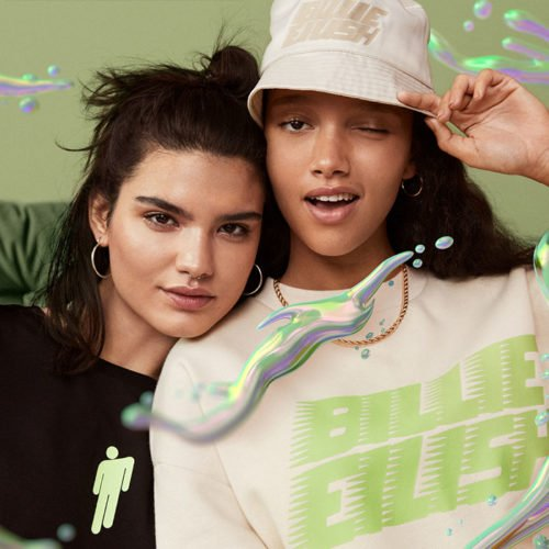 H&M DROPS LATEST COLLECTION WITH BILLIE EILISH