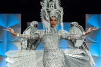 PHILIPPINES' BET GAZINI GANADOS BAGS BEST IN NATIONAL COSTUME AWARD