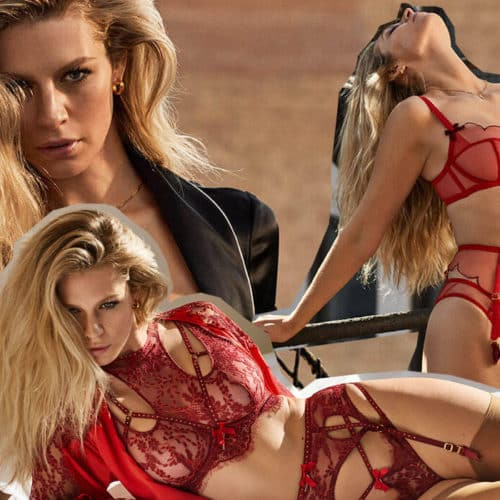 LET OUT YOUR INNER SEDUCTRESS WITH AGENT PROVOCATEUR'S VALENTINE'S DAY COLLECTION