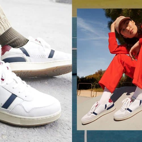 LACOSTE RELEASED THEIR LATEST SNEAKS AND WE ARE OBSESSING OVER IT