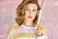 MILLIE BOBBY BROWN IS THE NEWEST MEMBER OF #TEAMPENSHOPPE