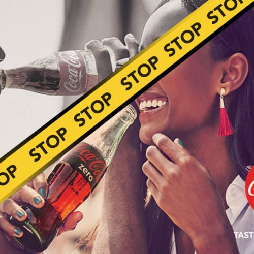 COCA-COLA HALTS COMMERCIAL ADVERTISING IN RESPONSE TO COVID-19 PANDEMIC