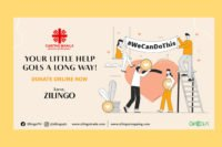 THIS E-COMMERCE BRAND LAUNCHES AN ONLINE DONATION CAMPAIGN TO HELP FRONTLINERS AND THE NEEDY