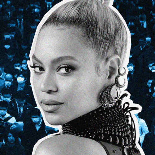 BEYONCE DONATES $6 MILLION TO HELP COVID-19 EFFORTS