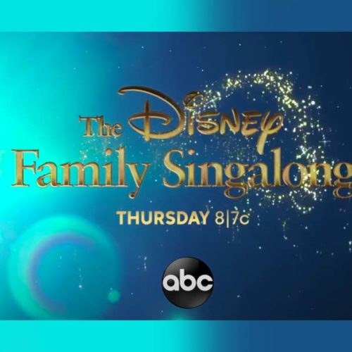 HERE'S WHAT YOU'VE MISSED AT ABC'S DISNEY FAMILY SINGALONG!