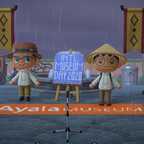 AYALA MUSEUM SETS UP AN EXCLUSIVE VIRTUAL EXHIBIT USING ANIMAL CROSSING: NEW HORIZONS