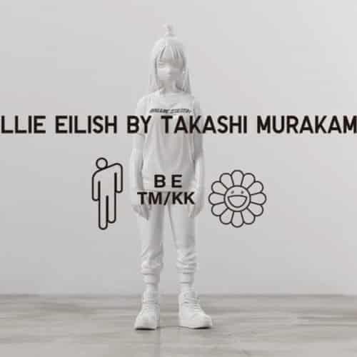 UNIQLO UNVEILS MANGA INSPIRED COLLABORATION COLLECTION WITH BILLIE EILISH AND TAKASHI MURAKAMI