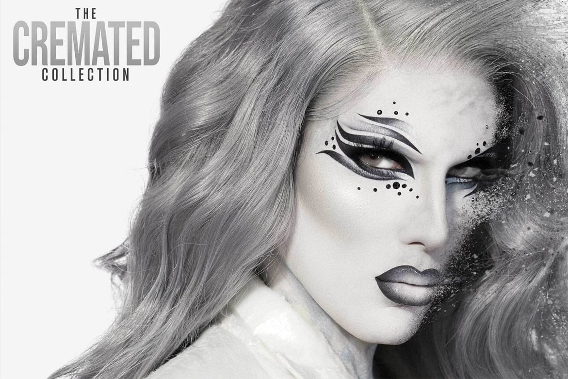 JEFREE STAR RESPONDS TO ONLINE BACKLASH AFTER RELEASING HIS NEW MAKEUP PALETTE CALLED 'CREMATED'