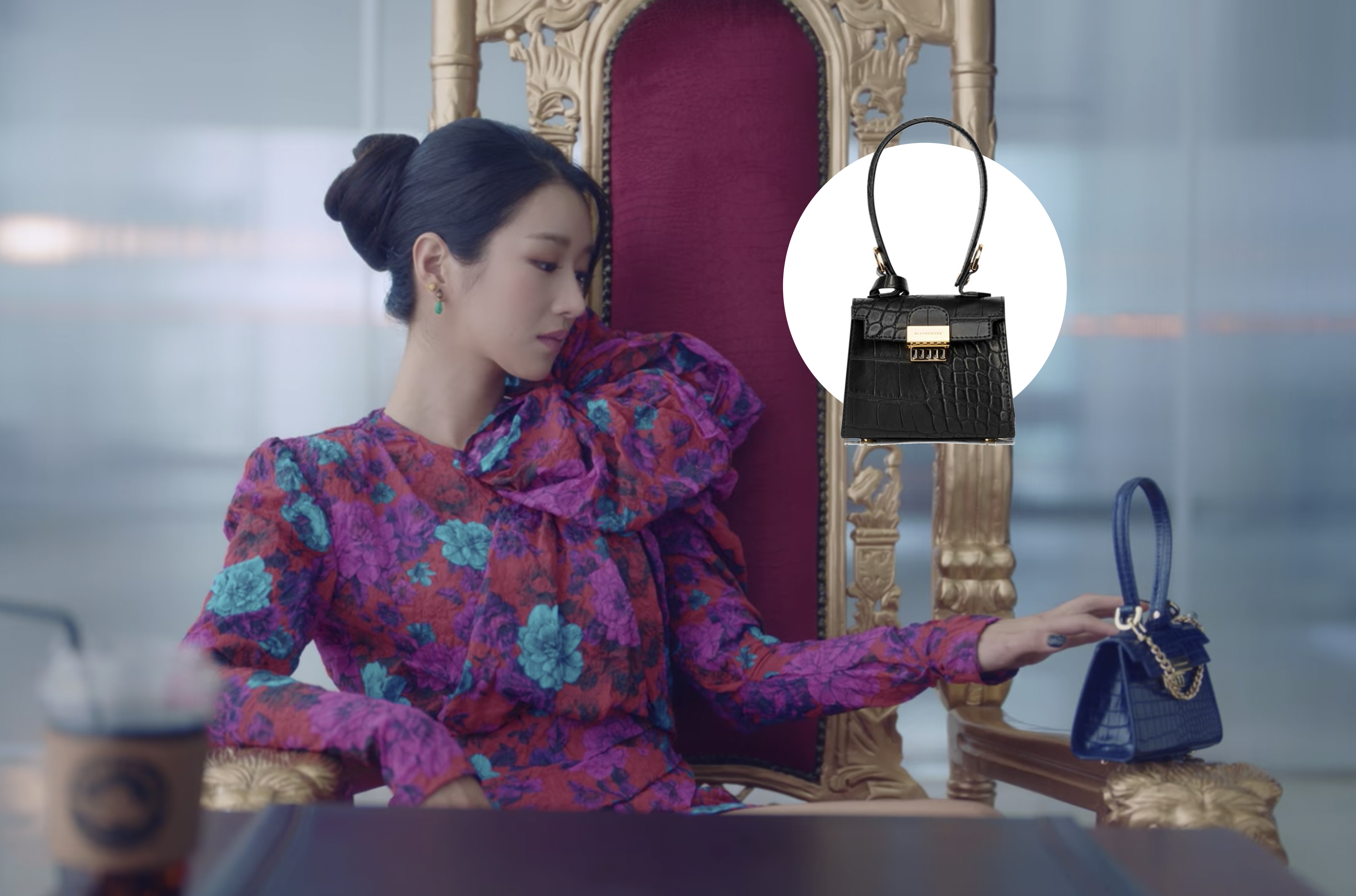 """HERE ARE THE EXACT BAGS THAT SEO YE-JI'S """"IT'S OKAY NOT TO BE OKAY"""" CHARACTER BEEN TOTING IN EPISODES 1 AND 2"""