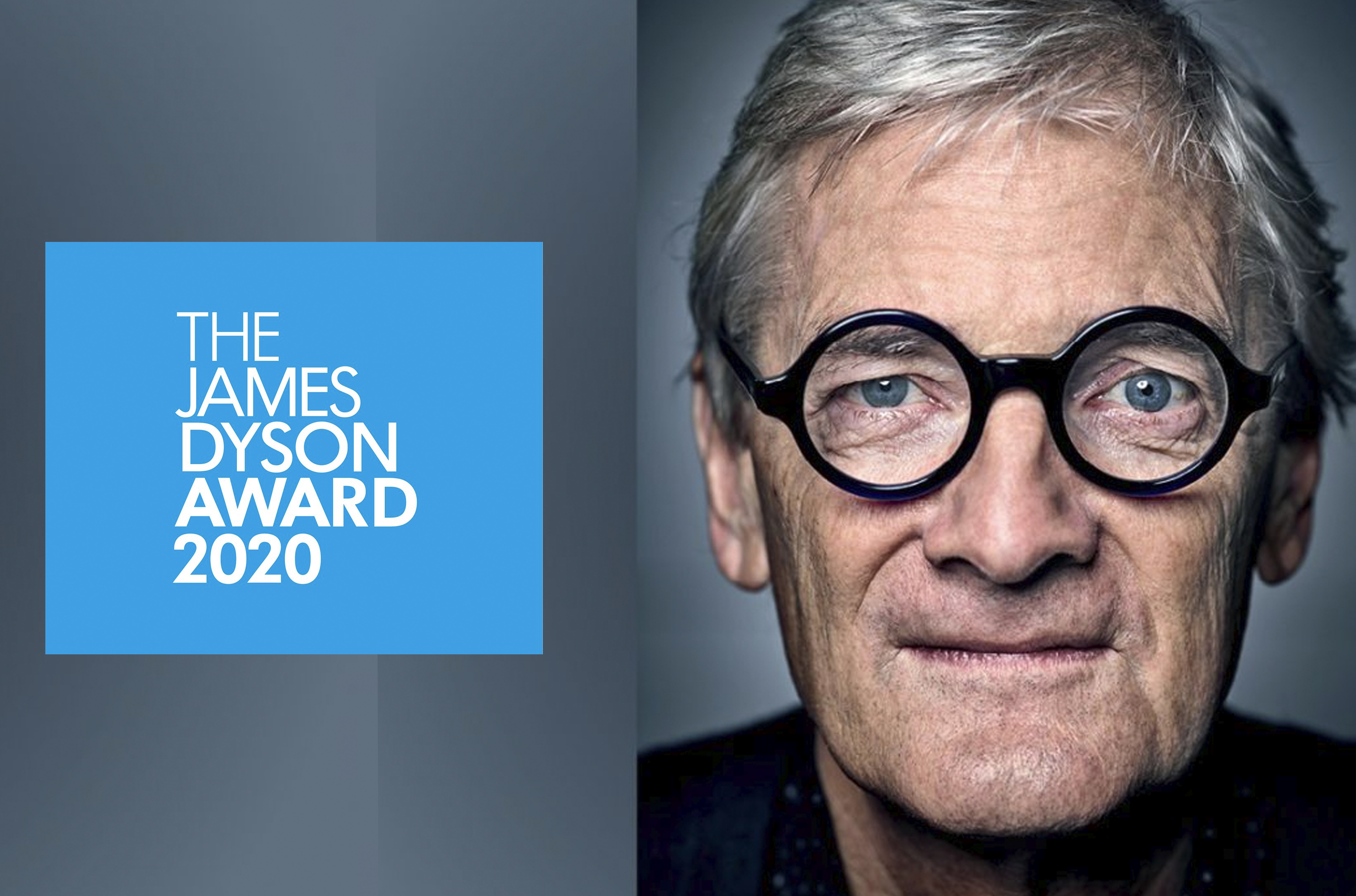 THE JAMES DYSON AWARD IS LOOKING FOR A CREATIVE MIND WITH FRESH IDEAS FROM AROUND THE WORLD