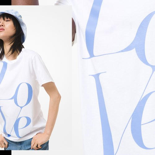 MICHAEL KORS RELEASES NEW #WATCHHUNGERSTOP LOVE T-SHIRT TO SUPPORT WORLD FOOD PROGRAMME COVID-19 RELIEF EFFORTS