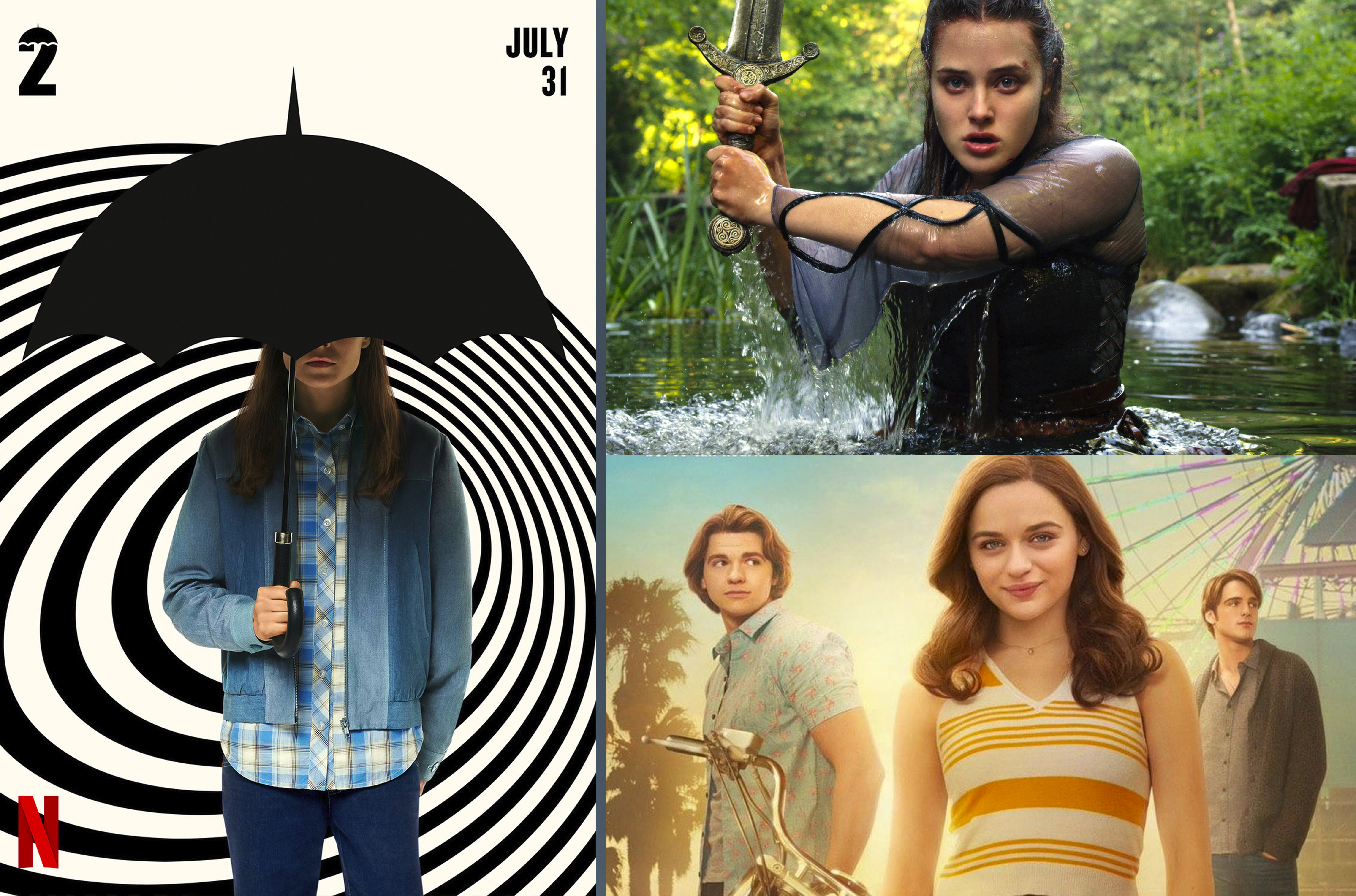 HERE'S THE COMPLETE LIST OF WHAT'S COMING TO NETFLIX THIS JULY