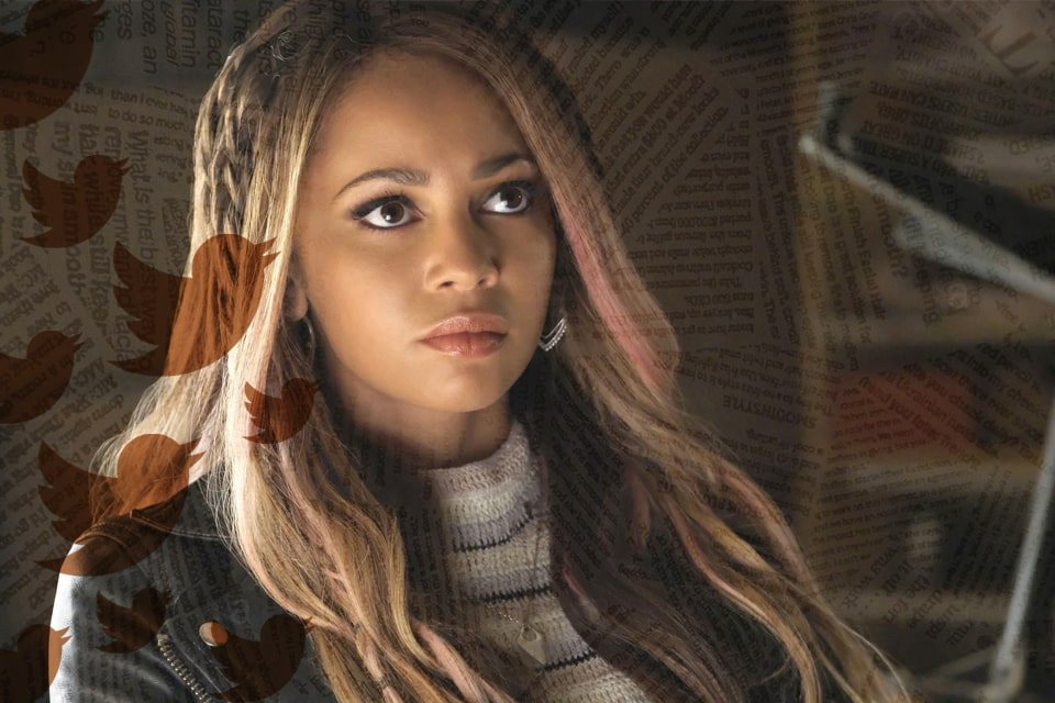 VANESSA MORGAN RECEIVES AN APOLOGY FROM RIVERDALE'S EXECUTIVE PRODUCER AND TRENDED ON TWITTER WITH THE HASHTAG #HEARVANESSAMORGAN