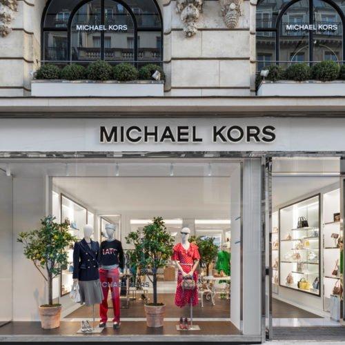 MICHAEL KORS ANNOUNCES $35 MILLION PRODUCT DONATION TO 'DELIVERING GOOD'