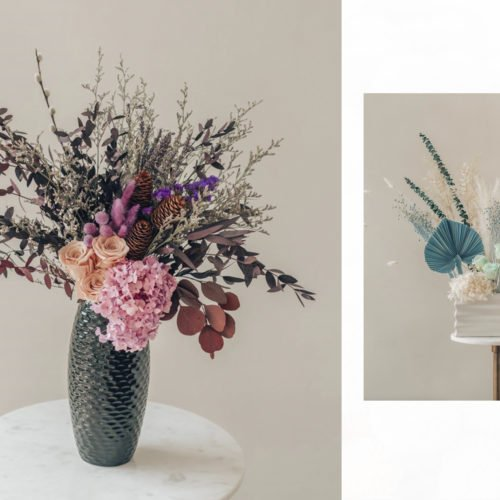 ARRANGING DRIED FLOWERS MAY BE ONE OF THE BEST WAYS TO PRETTIFY YOUR HOME AND KEEP YOURSELF IN CHECK