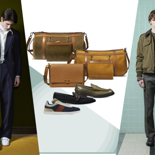SEE TOD'S MENSWEAR LATEST FALL-WINTER COLLECTION