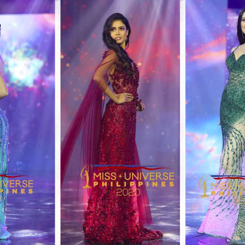 5 BEST GOWNS FROM MISS UNIVERSE PHILIPPINES 2020