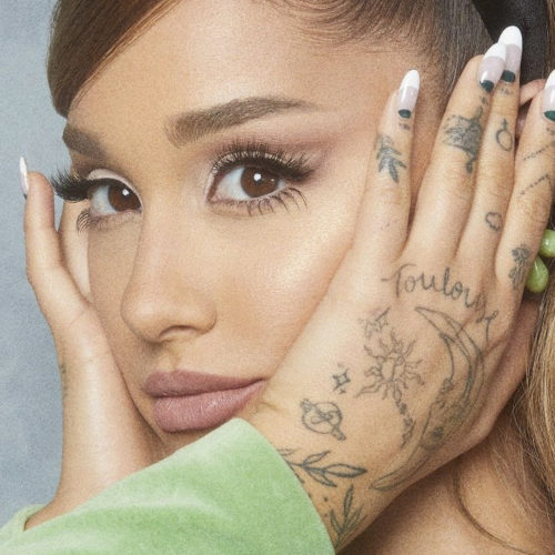 ICYMI: VIBE WITH ARIANA GRANDE'S LATEST SINGLE AND VIDEO FOR POSITIONS NOW!