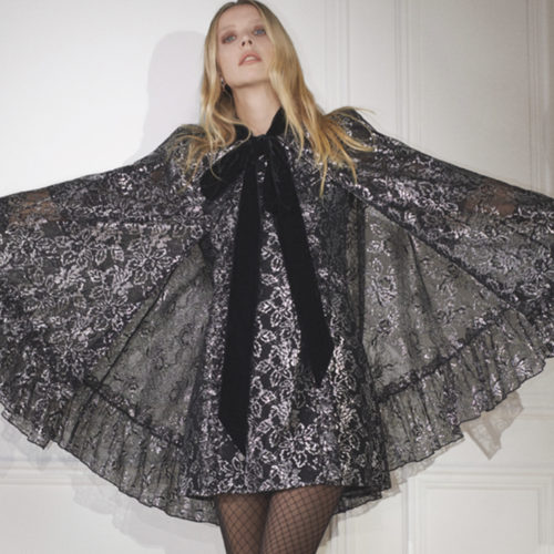 H&M TEAMS UP WITH THE VAMPIRE'S WIFE FOR A DARK YET FEMININE COLLECTION