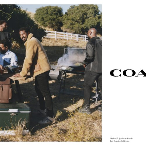 """COACH LAUNCHES """"COACH FAMILY"""" FEATURING JENNIFER LOPEZ AND MICHAEL JORDAN  WITH THEIR FAMILIES"""