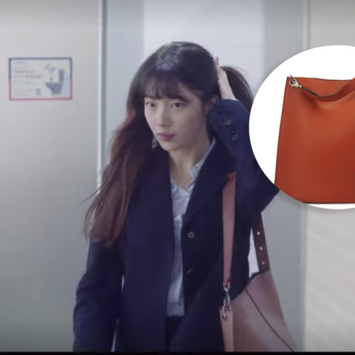 """BAE SUZY'S BAGS ON EPISODE 1 OF """"START UP"""" IS ROUGHLY AROUND PHP 125,000"""