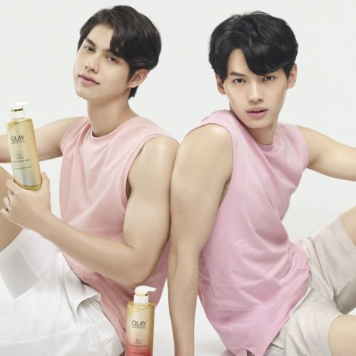 BRIGHT JOINS WIN AS THE NEWEST FACE OF OLAY BODYSCIENCE + EXCLUSIVE VIDEO FROM THE BL STARS