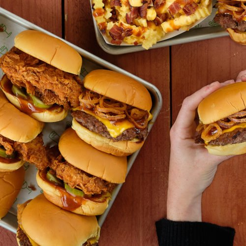 SHAKE SHACK LAUNCHES ITS SUMMER LINE UP & WE'RE HERE FOR IT!