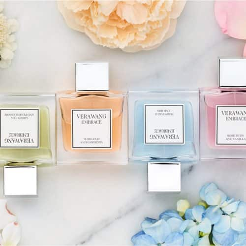 VERA WANG INVITES YOU TO CELEBRATE MOMENTS WITH ITS EMBRACE PERFUME COLLECTION