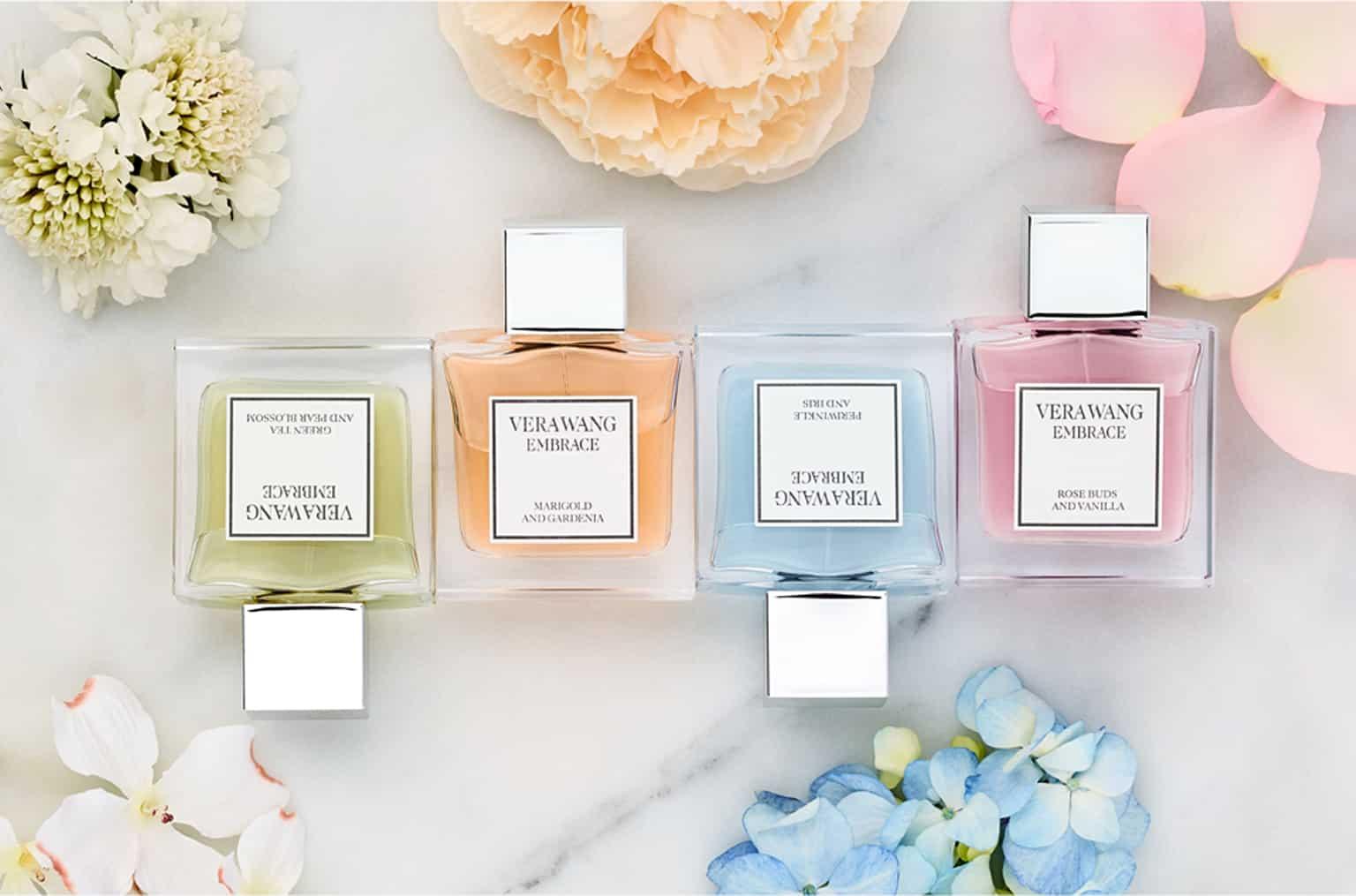 vera wang embrace collection perfume
