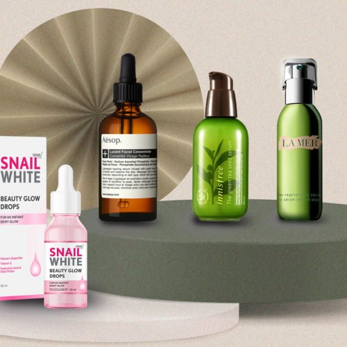 10 BEST SERUMS TO BRIGHTEN YOUR SKIN AND GIVE YOU THAT DEWY LOOK