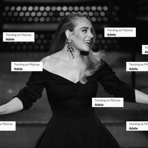 ADELE TRENDS ON TWITTER OVER FOURTH ALBUM RELEASE RUMOR