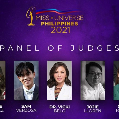 HERE ARE THE JUDGES WHO WILL CHOOSE THE NEXT MISS UNIVERSE PHILIPPINES