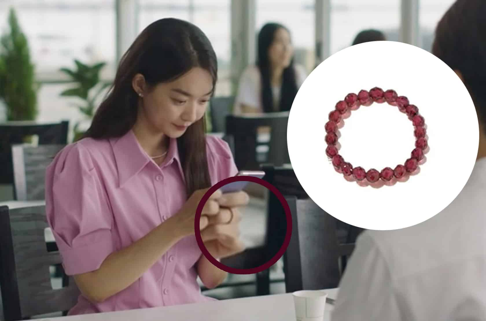 YOU CAN BUY THIS GARNET RING FROM MY HOMETOWN CHA CHA CHA FOR ONLY P380!
