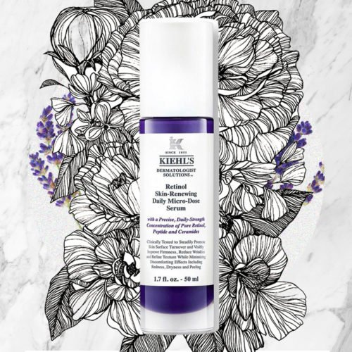 KIEHL'S DROPS A NEW SERUM TO FIGHT THE EFFECTS OF SKIN AGING