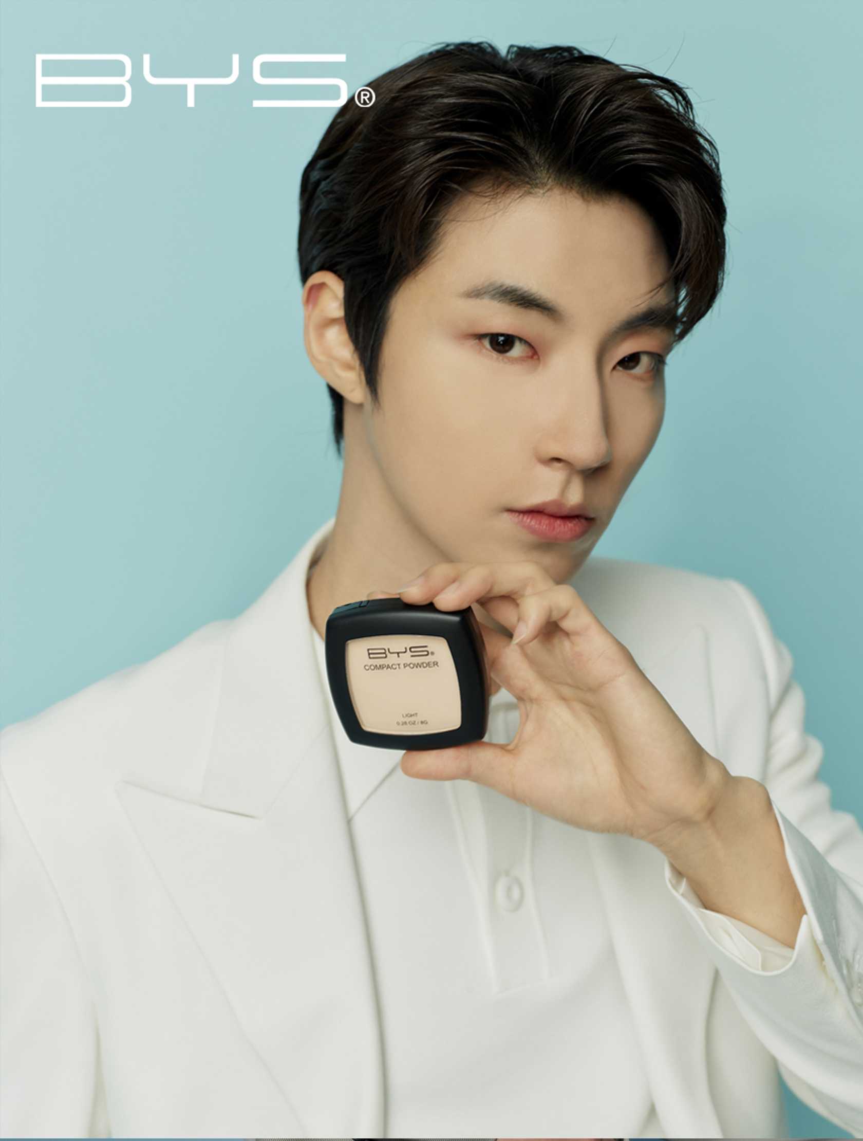 KOREAN STAR HWANG IN YOUP IS THE NEW FACE OF BYS