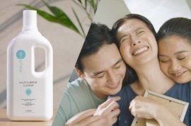 THIS PRODUCT FROM NUSKIN IS THE ANSWER TO GENTLE YET EFFECTIVE CLEANING NEEDS AT HOME 2