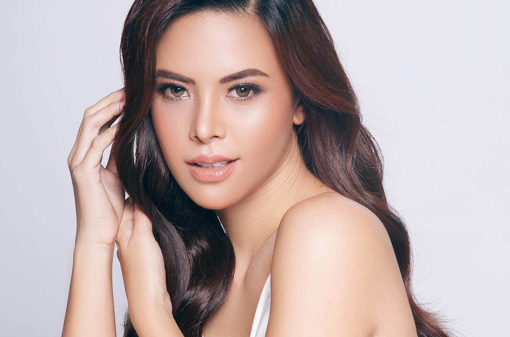 TRACY PEREZ WAS CROWNED AS THE NEW MISS WORLD PHILIPPINES
